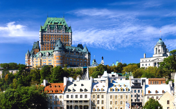 Quebec City - Kanada