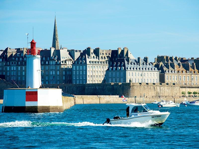 Saint Malo Limanı