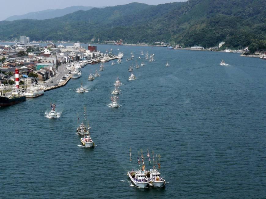 Sakaiminato-Japan Limanı