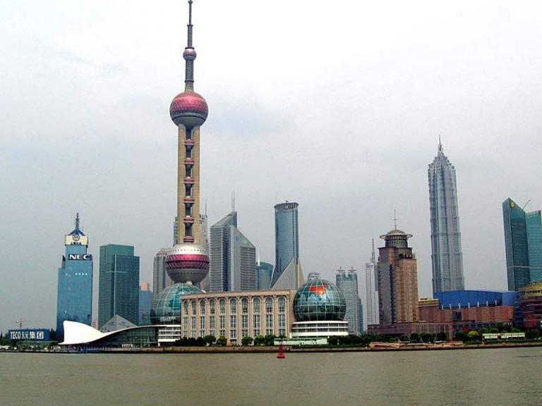 Şangay Çıkış Limanı