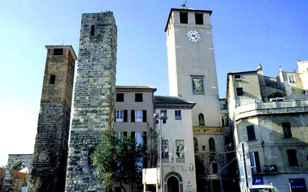Savona - İtalya Limanı