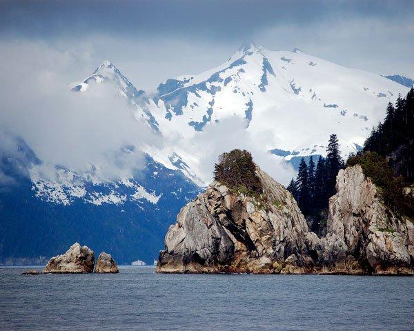 Seward - Alaska Varış Limanı