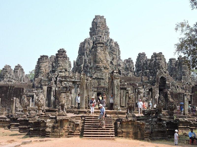 Siem Reap - Kamboçya