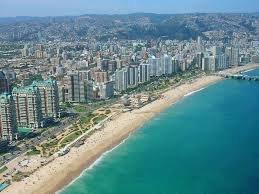 Santiago - Şili Çıkış Limanı