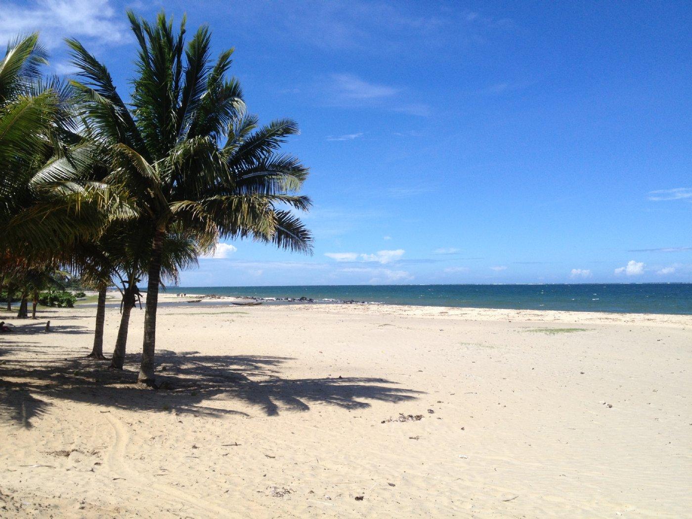 Tamatave-Madagaskar Limanı