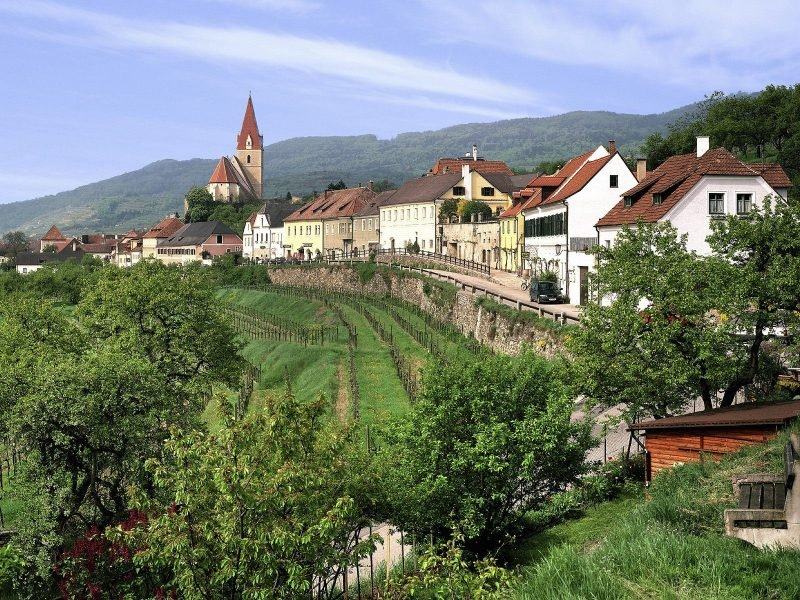Wachau - Avusturya