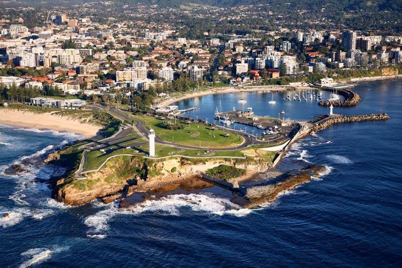 Wollongong,Australia Limanı