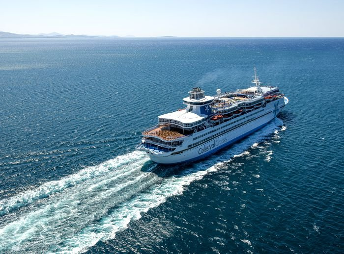 Celestyal Olympia ile Yunan Adaları Gemi Turu | Kurban Bayramı cruise gemi turları