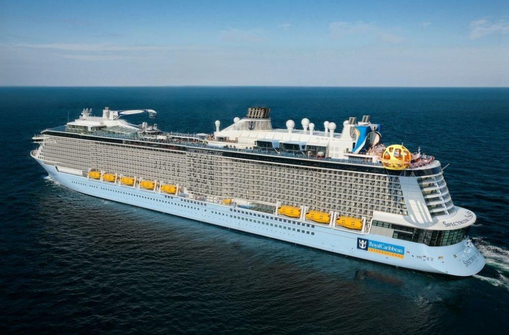 Spectrum Of The Seas ile Güneydoğu Asya Gemi Turları  cruise gemi turları