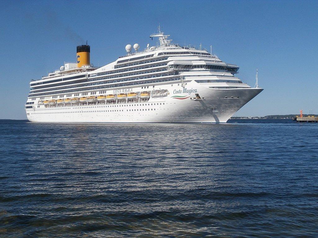 Costa Magica ile Baltık Başkentleri Gemi Turu cruise gemi turları