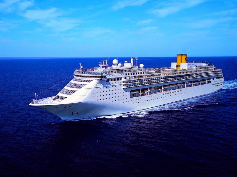 Costa Victoria ile Hindistan Maldivler Sri Lanka Gemi Turu cruise gemi turları