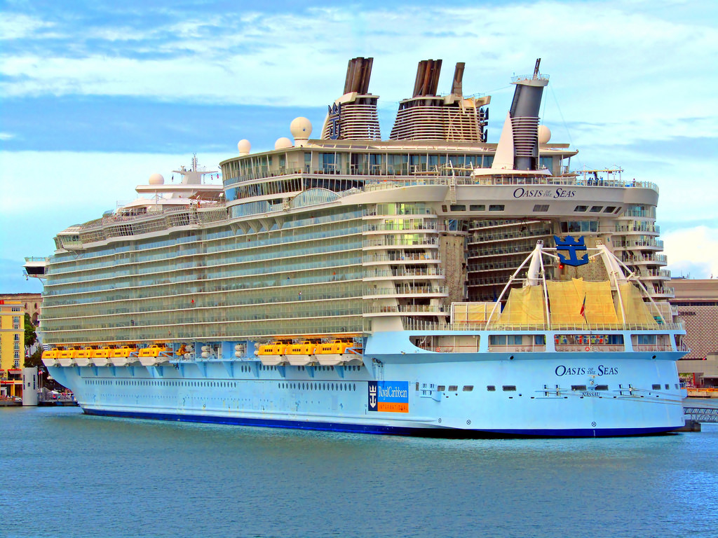 Oasis Of The Seas Information