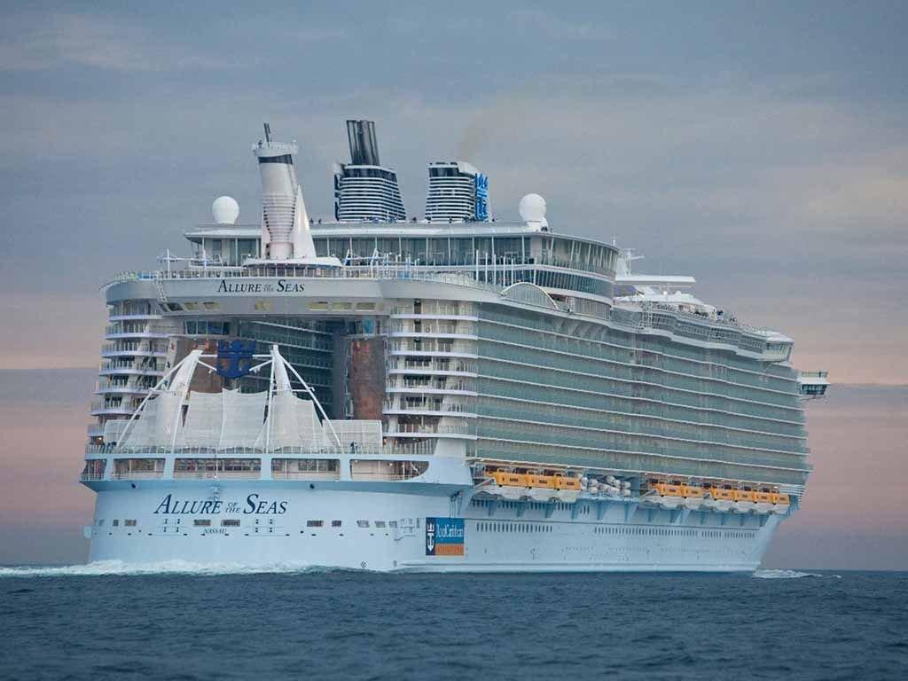 Allure of the Seas ile Batı Karayipler ve Bahamalar Turu  cruise gemi turları