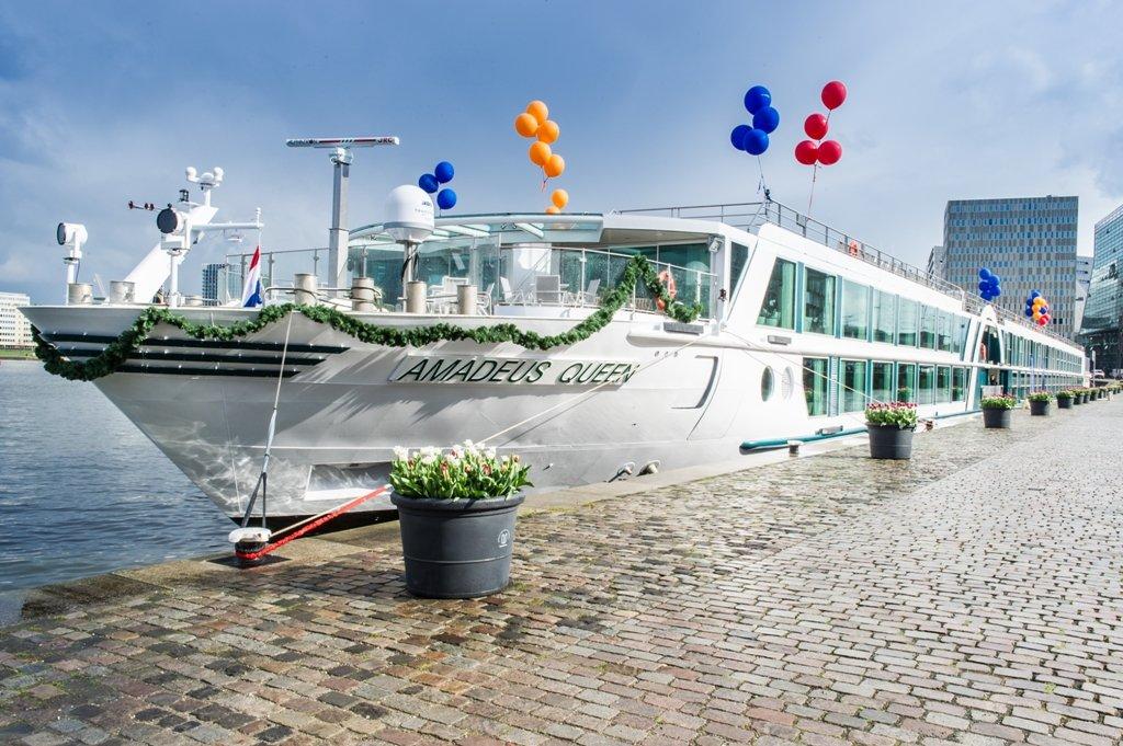 Amadeus Queen ile Tuna Nehri ve Orta Avrupa`da 4 Ülke cruise gemi turları