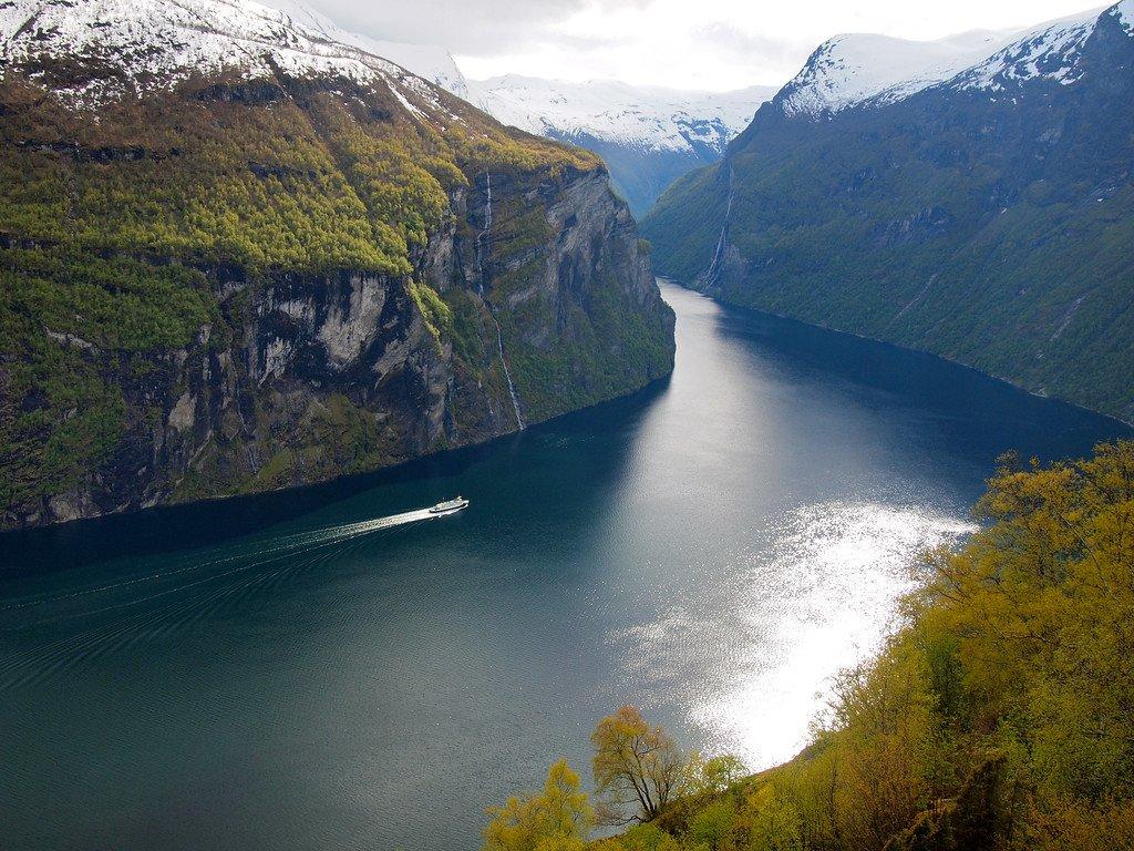 Costa Diadema ile Norveç Fiyortları Gemi Turu cruise gemi turları
