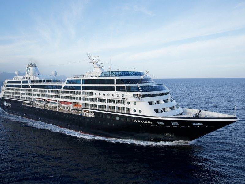 6* Azamara Quest ile Güney Afrika cruise gemi turları