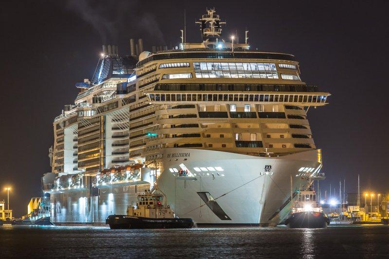 Msc Bellissima ile BAE, Bahreyn, Katar Gemi Turu cruise gemi turları