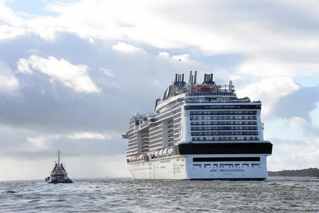 Msc Bellissima ile BAE Umman Paket Gemi Turu  cruise gemi turları