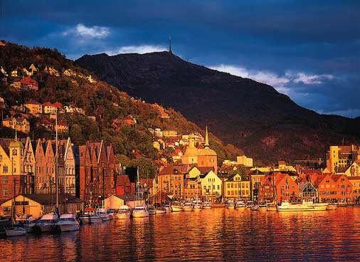 Msc Musica ile Norveç Fiyortları Gemi Turu cruise gemi turları