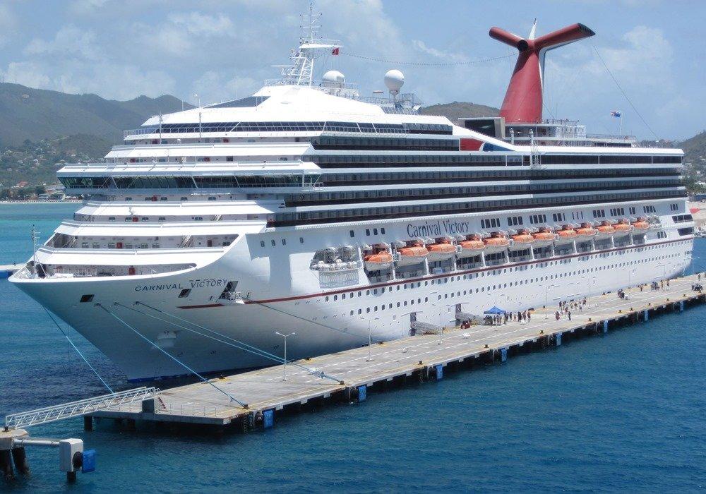 Carnival Radiance ile Batı Akdeniz ve Adriyatik cruise gemi turları