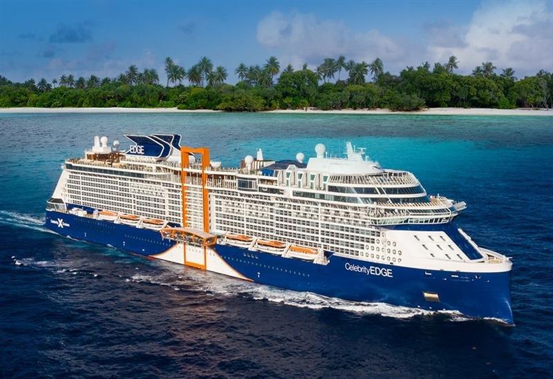 Celebrity Edge ile Batı Karayipler Gemi Turu cruise gemi turları