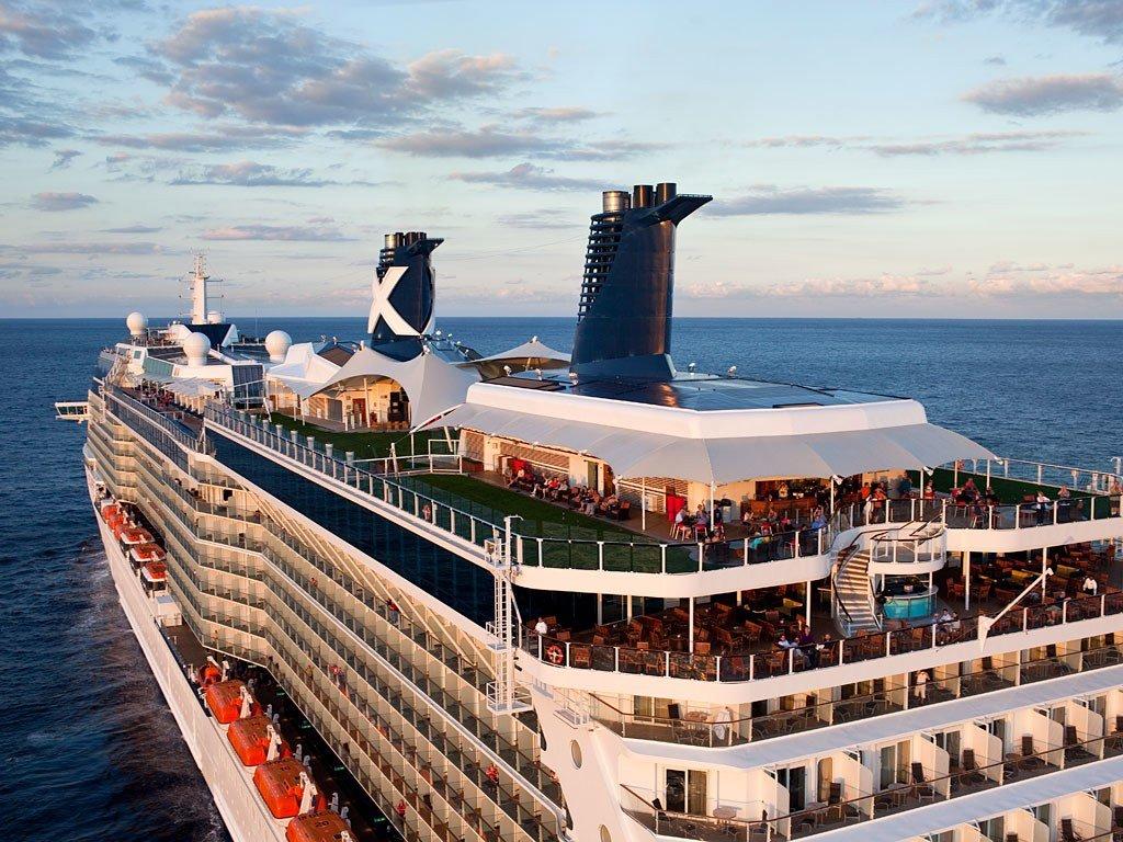 Celebrity Eclipse ile Vizesiz Güney Amerika ve Şili Fiyortları cruise gemi turları