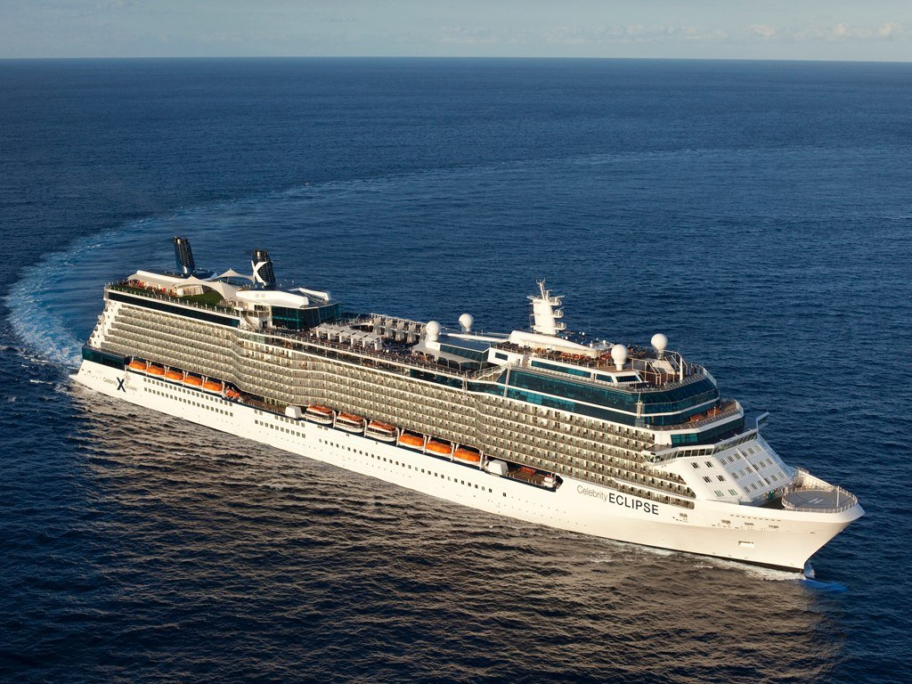 Celebrity Eclipse Gemisi