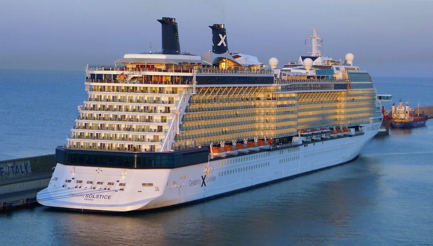 Celebrity Silhouette ile Akdeniz Esintileri  cruise gemi turları