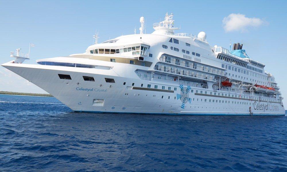 Celestyal Crystal ile İstanbul çıkışlı Vizesiz Yunan Adaları ve Atina cruise gemi turları