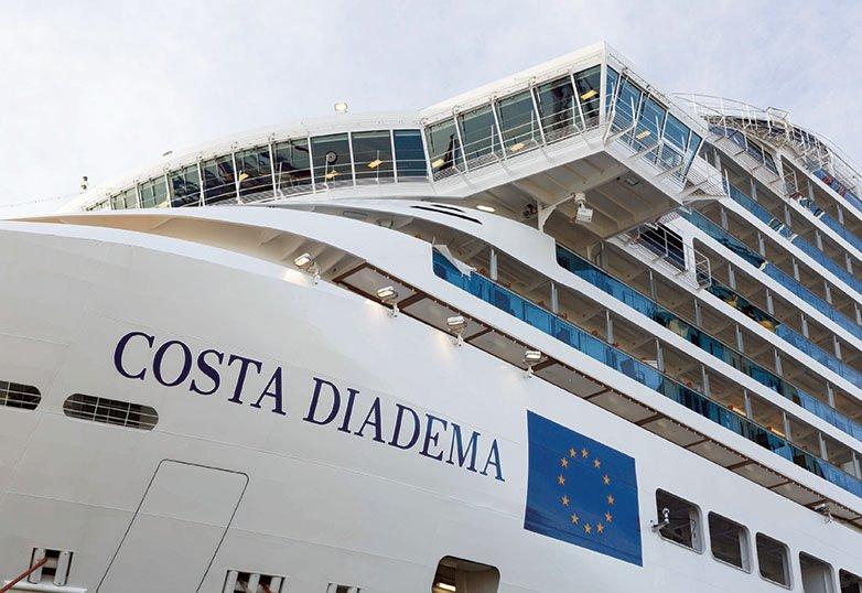 Costa Diadema ile Birleşik Arap Emirlikleri ve Umman Gemi Turu cruise gemi turları