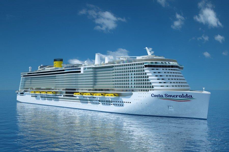 Costa Smeralda ile Akdeniz Paket Gemi Turu cruise gemi turları