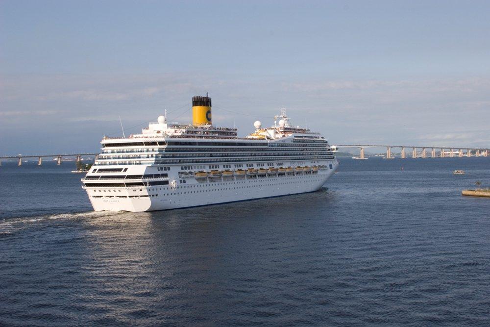 Costa Magica ile Akdeniz Mini Cruise cruise gemi turları
