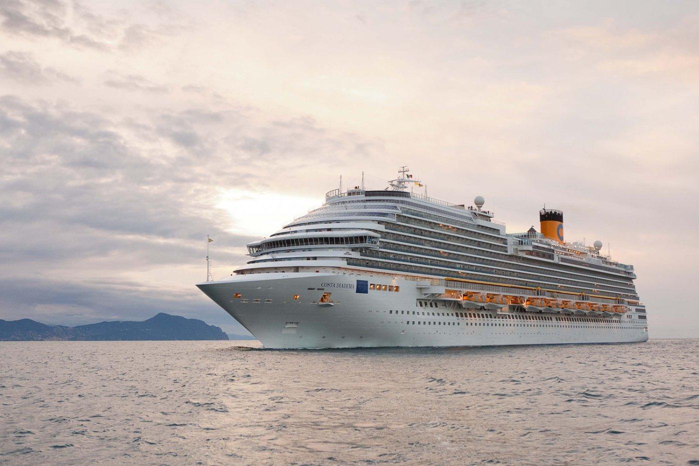 Costa Diadema ile Akdeniz Paket Gemi Turu cruise gemi turları