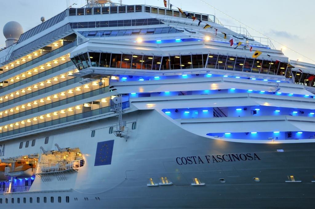 Costa Fascinosa ile Norveç Fiyortları, Alesund ve Göteborg cruise gemi turları