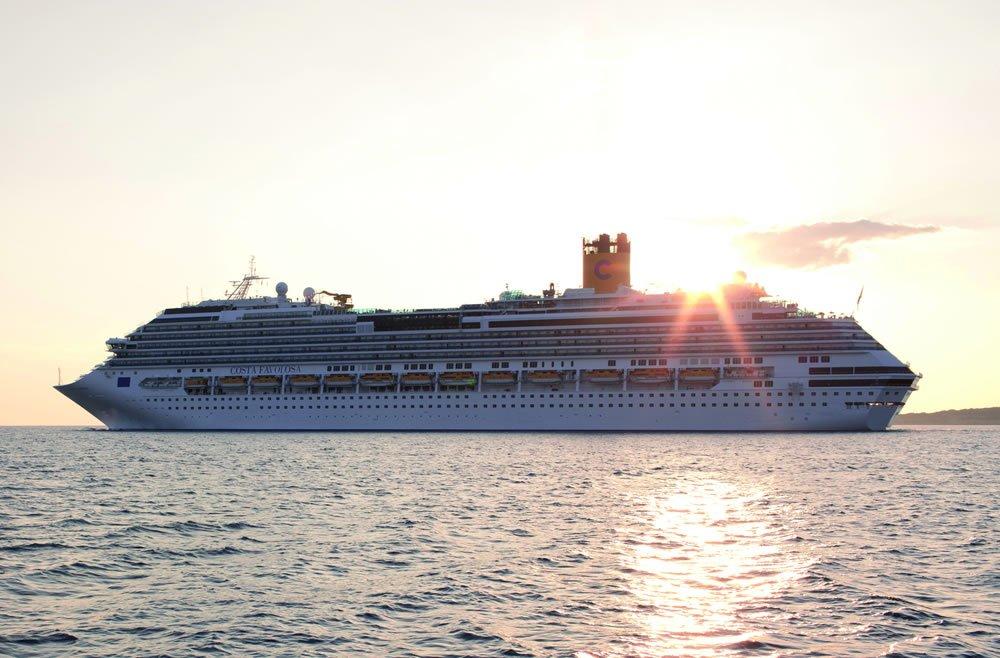 Costa Fascinosa ile İbizalı Akdeniz Gemi Turu cruise gemi turları