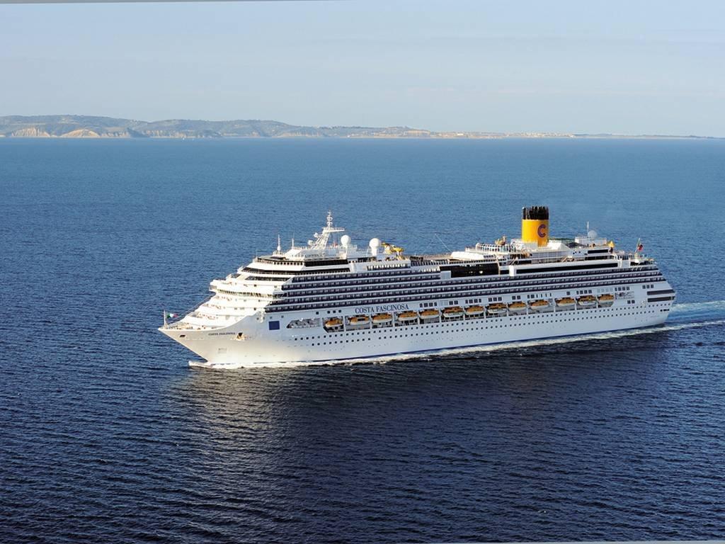 Costa Fascinosa ile Akdeniz ve Balear Adaları Gemi Turu cruise gemi turları