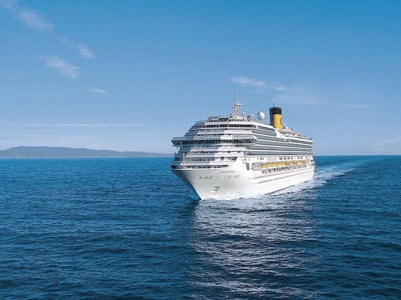 Costa Fortuna ile Güney`den Kuzey Avrupa`ya Seyir cruise gemi turları