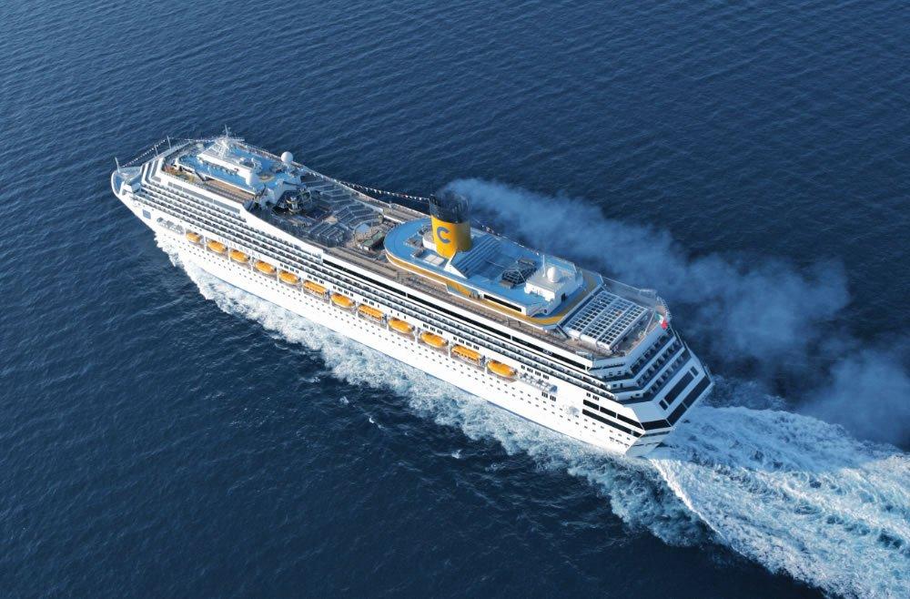 Costa Magica ile Akdeniz Paket Gemi Turu cruise gemi turları