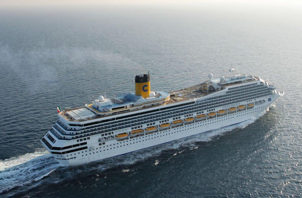 Costa Magica ile Akdeniz Mini Gemi Turu cruise gemi turları