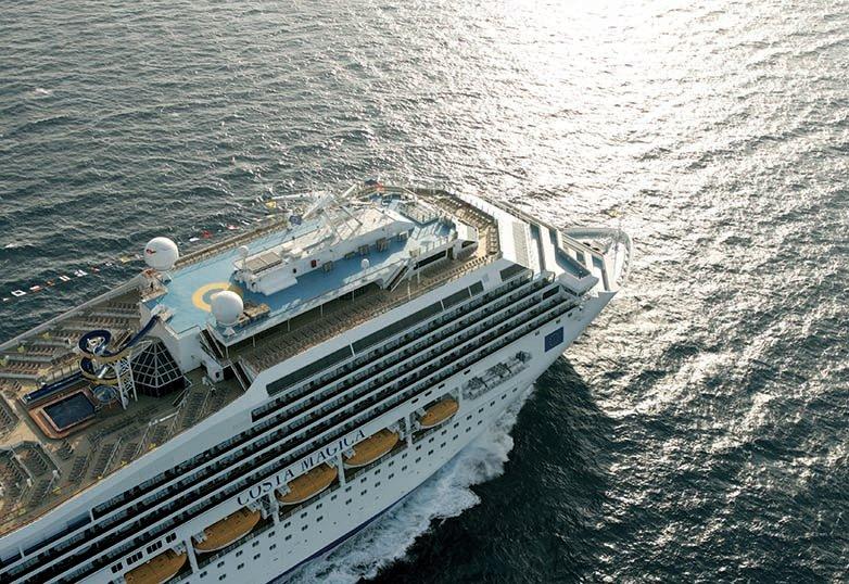 Costa Magica ile Baltık Başkentleri cruise gemi turları