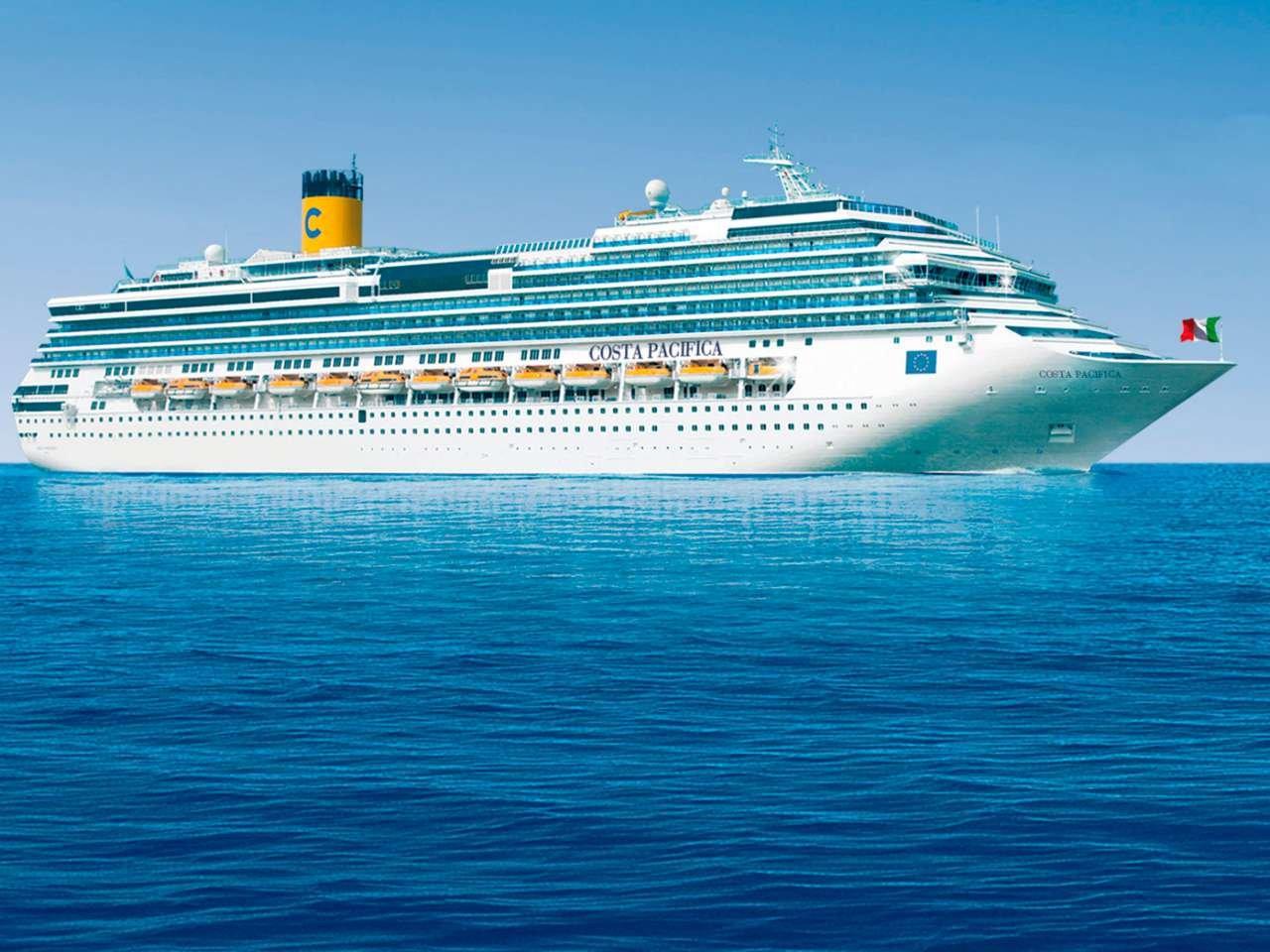 Costa Pacifica ile Brezilya, Uruguay, Arjantin Gemi Turu cruise gemi turları