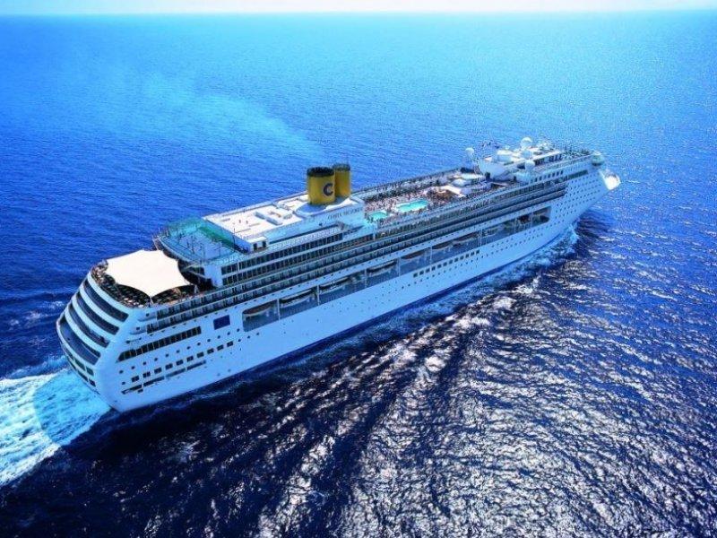 Costa Victoria ile Hindistan Maldivler Sri Lanka cruise gemi turları