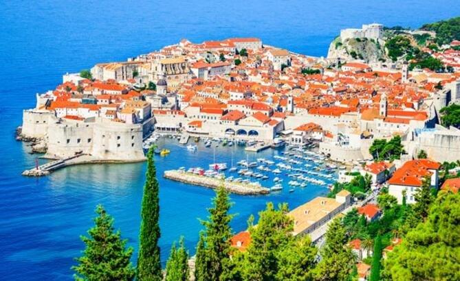 Msc Sinfonia ile Dalmaçya Kıyıları cruise gemi turları