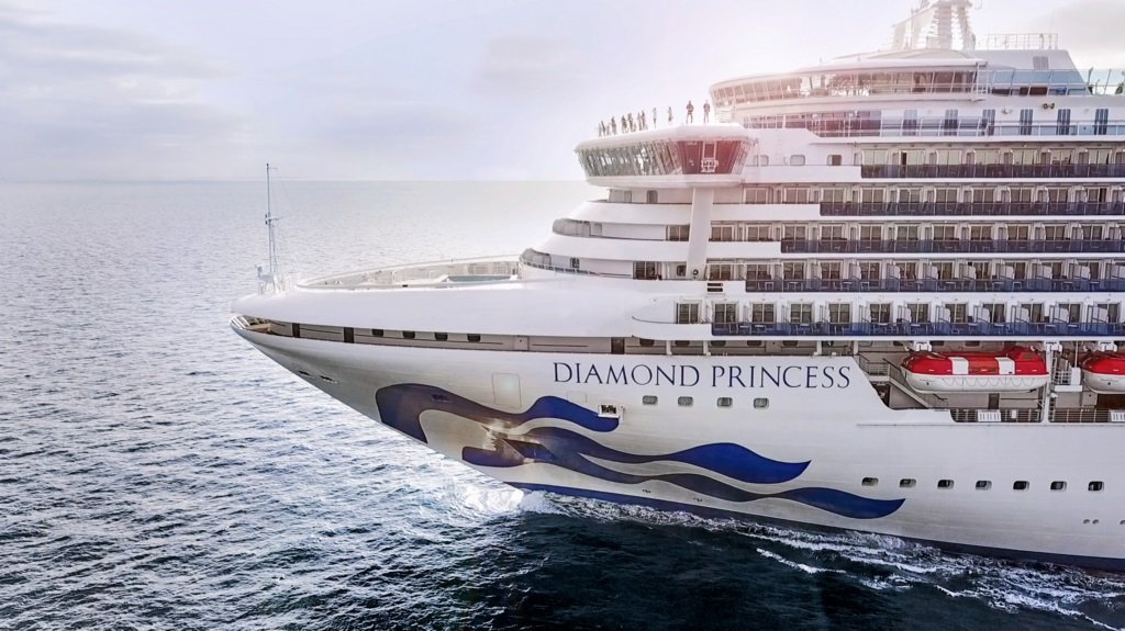 Diamond Princess Gemisi