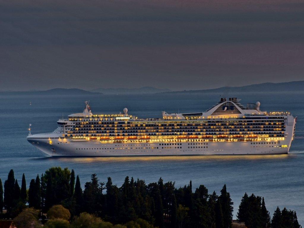 Grand Princess ile Batı Amerika Kıyıları Gemi Turu cruise gemi turları