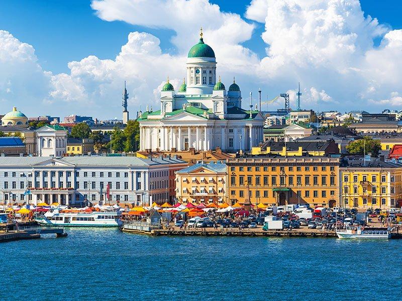 Costa Magica ile İskandinavya ve Baltık Başkentleri cruise gemi turları