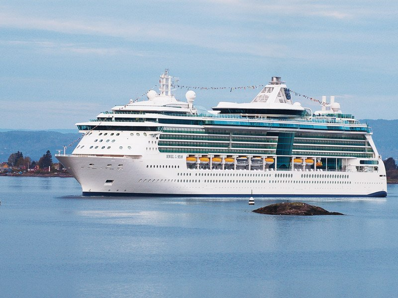 Jewel of the Seas ile Norveç Fiyortları  Cruise Turu