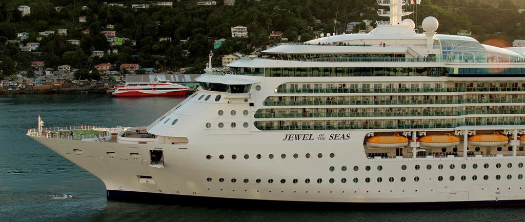 Jewel of the Seas Gemisi