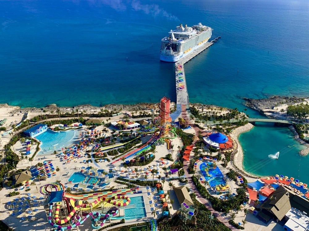 Symphony of the Seas ile Batı Karayipler Gemi Turu cruise gemi turları