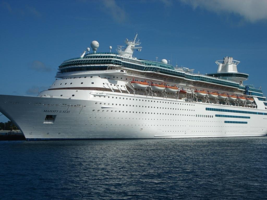 Majesty Of The Seas ile Louisiana ve Bahamalar cruise gemi turları